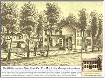 September 2017 thumbnail image of G.V. Lawrence home.